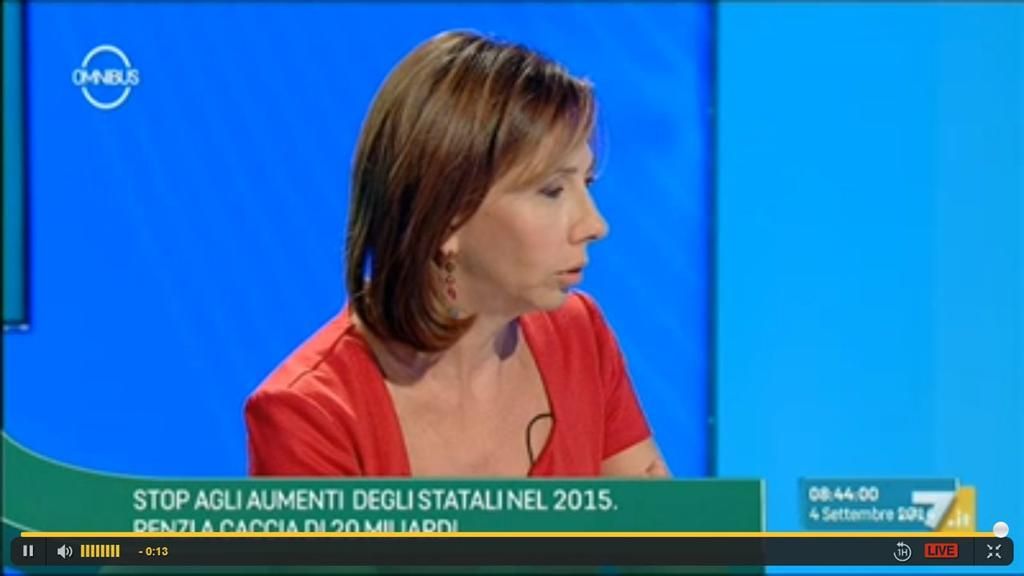 Manuela Ferri (La7 - ex TeleLombardia) [14 ...