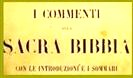 COMMENTARI BIBLICI