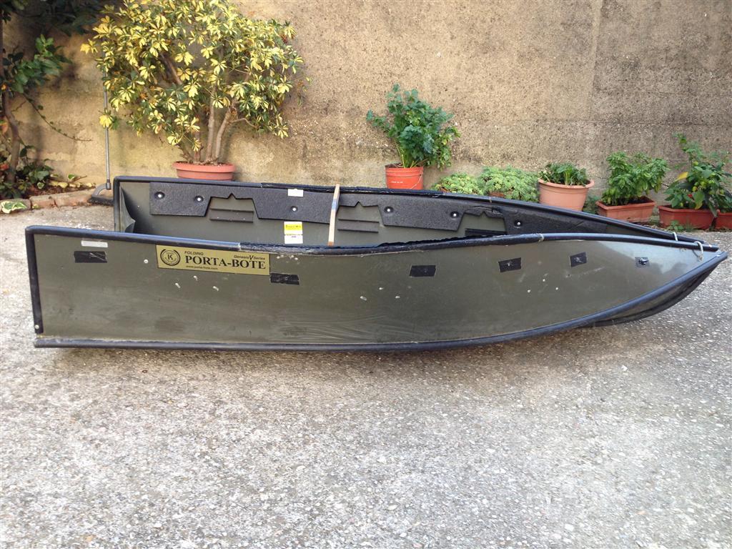 Vendo porta bote carpmercatino - Barca porta bote ...