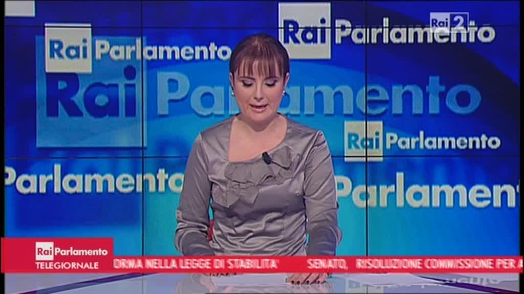 Federica de vizia rai parlamento tgr emilia romagna 3 for Parlamento rai