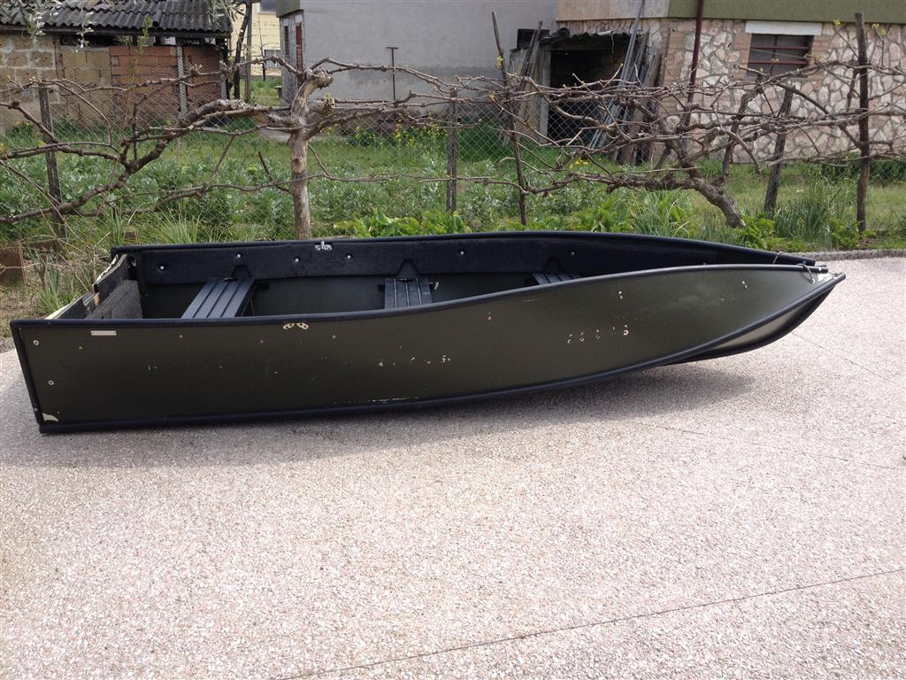 Barca pieghevole porta bote carpmercatino - Barca porta bote ...