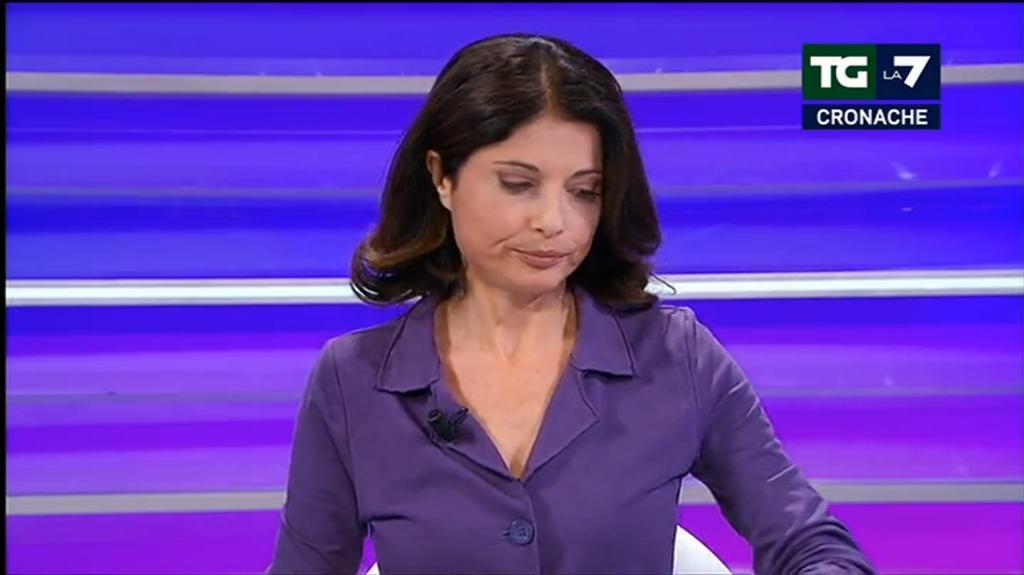 Bianca Caterina Bizzarri - La7 [84 ...