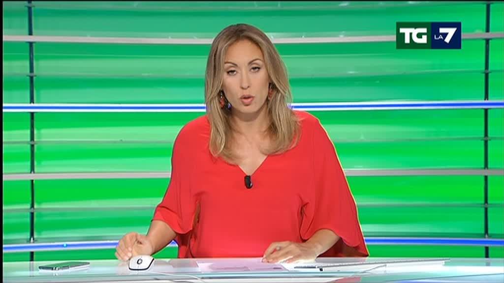 Francesca Fanuele ( La7 ) [37] - TELEGIORNALISTE FANS FORUM
