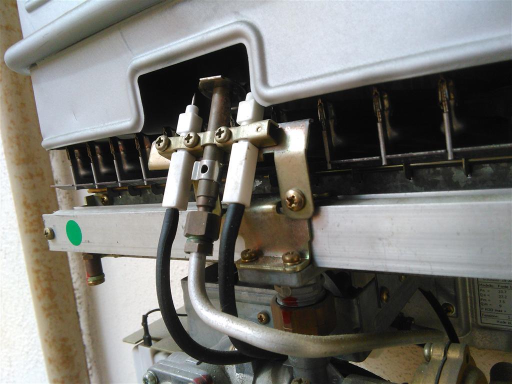Scaldabagno beretta fonte 14ae talvolta non si accende - Scaldabagno a gas senza canna fumaria prezzi ...