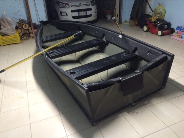 Porta bote 3 85 carpmercatino - Barca porta bote ...