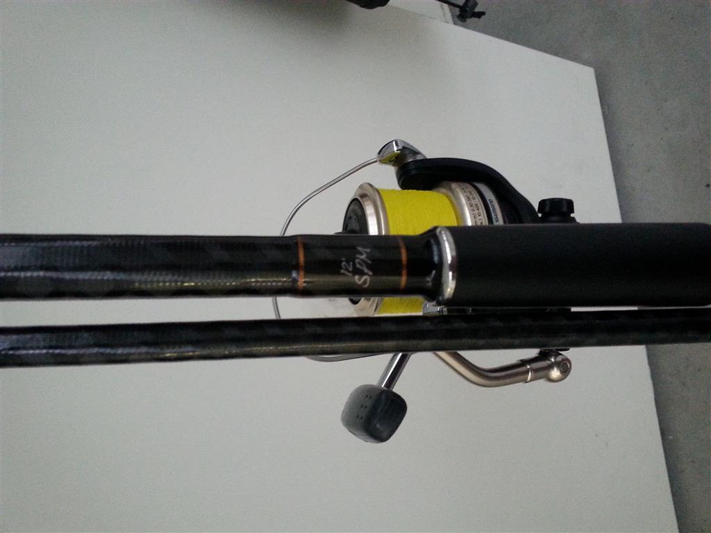 Free spirit ctx spm 12 piedi 50mm carpmercatino for 110 piedi in metri