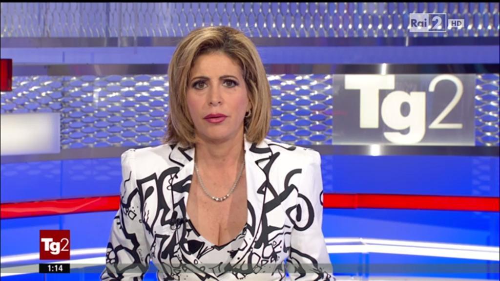 Simonetta Guidotti (TG2 - ex Rai News24)
