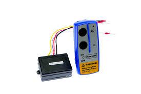 Schema Elettrico Per Verricello : Installazione centralina per telecomando verricello