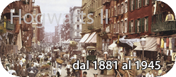 Dal 1881 al 1945