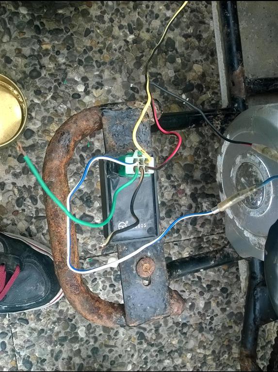 Schema Elettrico Quad 110 : Impianto elettrico artigianale
